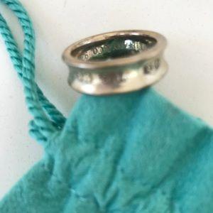 Tiffany ring 1837, sterling silver
